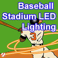 LED Baseball Field Light