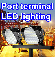 Port Terminal Lighting