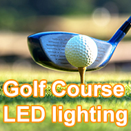 LED Golf Course Light