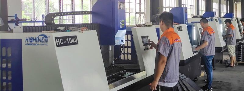 Drilling CNC