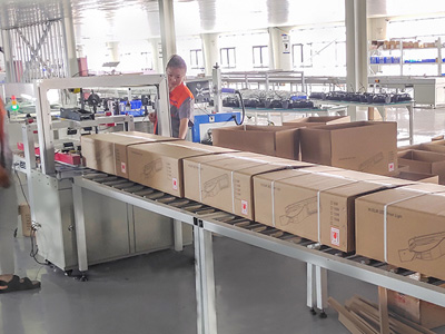 Automatic package machine