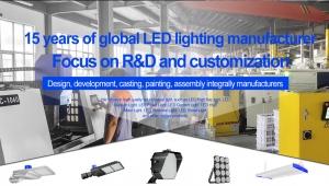 China led stadium lights manufacturer's top ten
