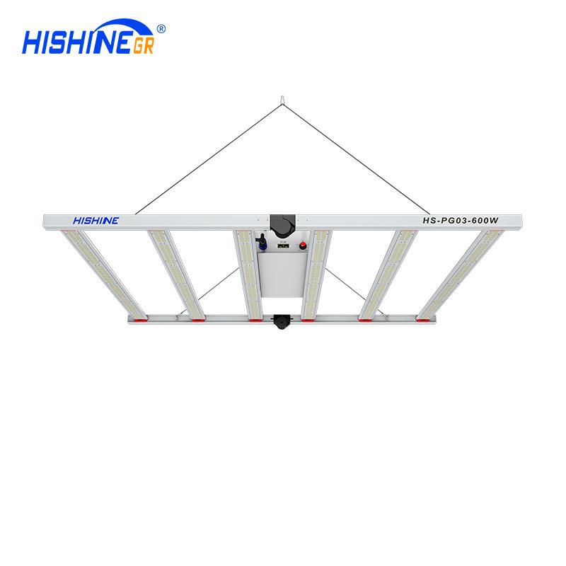 PG03 600W LED Grow Light