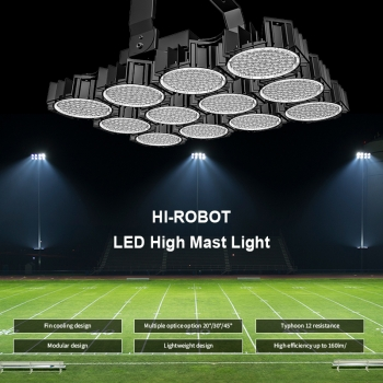 LED stadium lighting