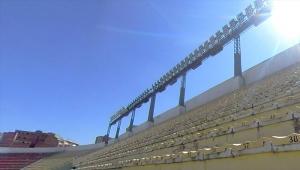 Bolivia International Stadium Lighting Project