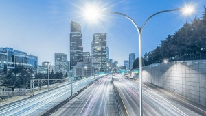 What will be the LED street light trend in 2021?