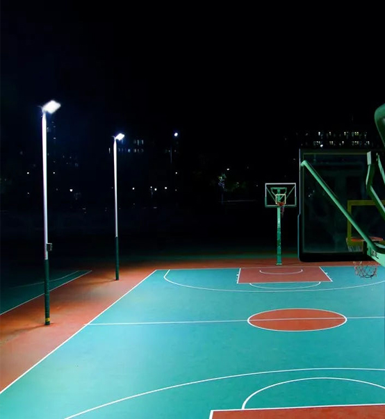 LED Stadium Light 480W used for basketball court in ShenZhen,China