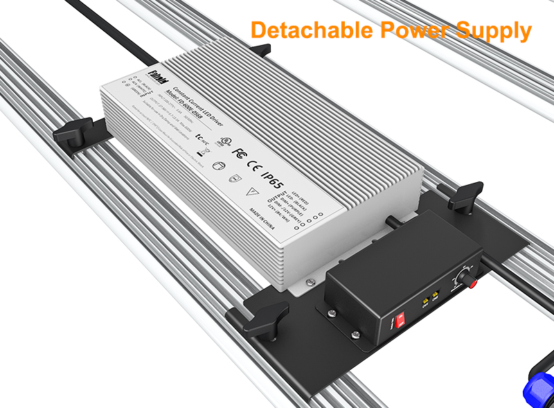 Key Features of LED Grow Light 800W