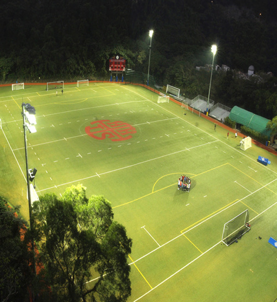 LED Stadium Light 480W used for football field in Texas,USA