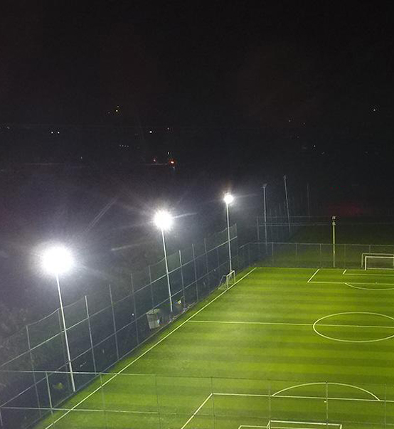 LED Stadium Light 600W used for football field in USA