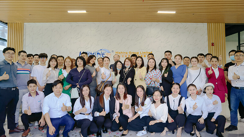 2021 Hishine Group Limited relocation ceremony relocation