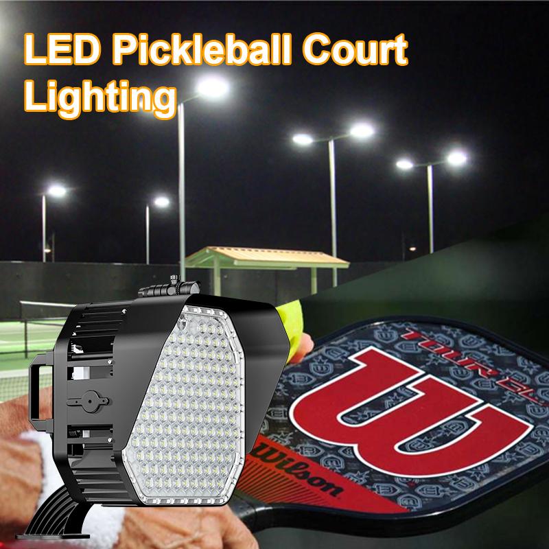 LED Pickleball Court Lighting