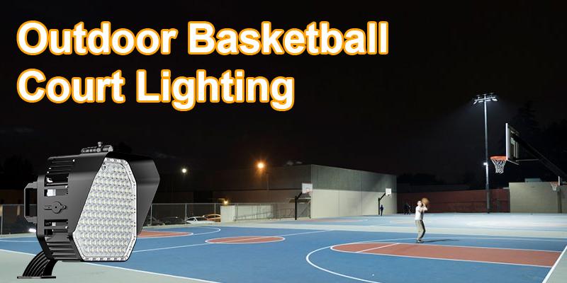 Outdoor LED Basketball Light