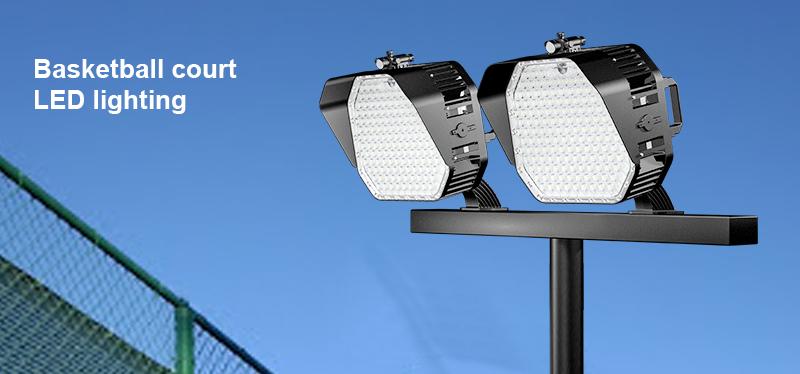 Outdoor Basketball Light - LED Basketball Court Lights