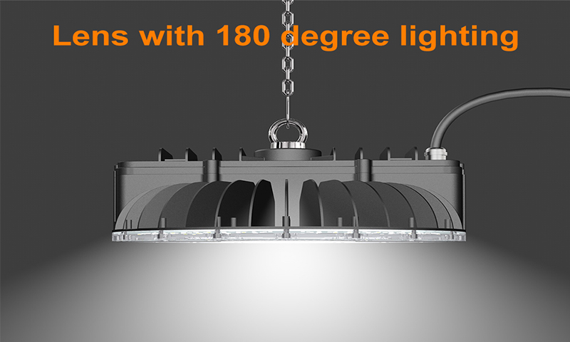 The difference between high bay and low bay lights